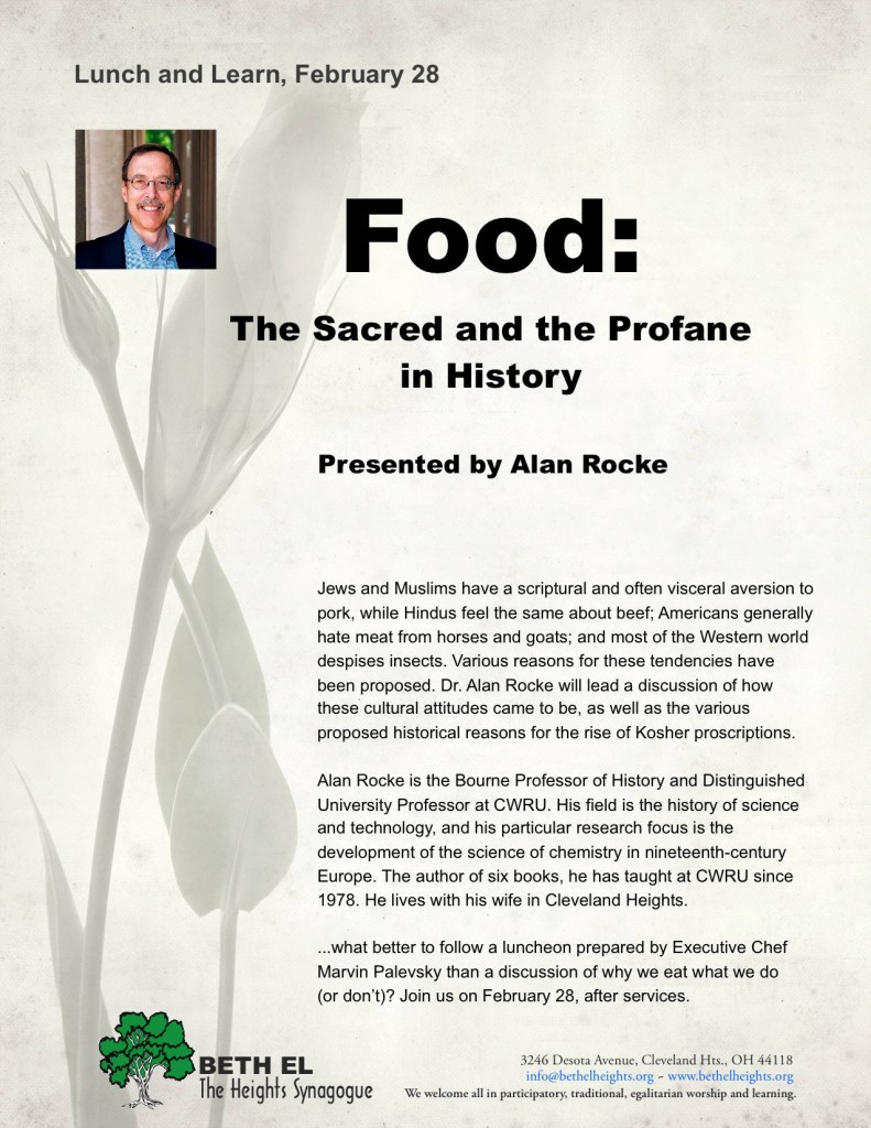 150226 Lunch & Learn-Alan Rocke